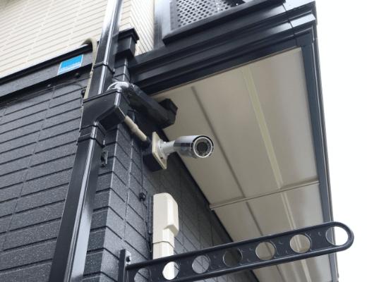 監視カメラの設置